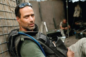 War Correspondent, Best Selling Author & Documentary Film Producer Sebastian Junger