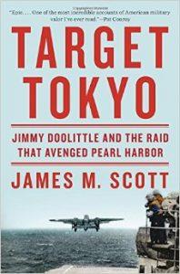 James M. Scott Doolittle Raid Tokyo World War II