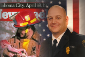 Chris Fields - Oklahoma City Firefighter