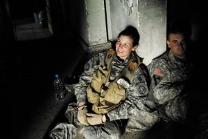 Stacy Pearsall - Combat Photographer