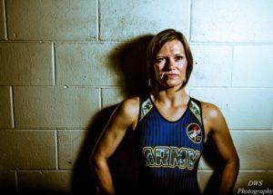 """Wrestle Like a Girl"" - Sally Roberts"