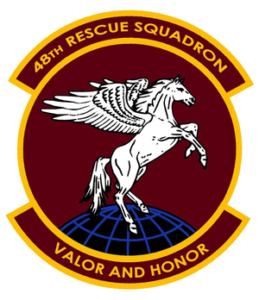 Rescue Mission of the Year - Lt. Col. Blake George, 48th Rescue Squadron