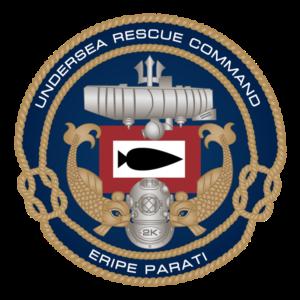 Undersea Rescue Command - Patrick Bunker