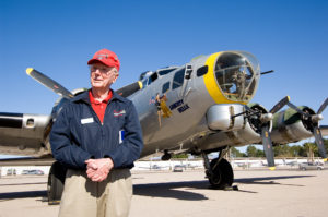 B-17 Pilot Richard Bushong