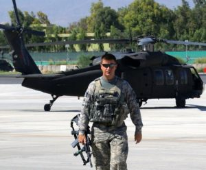 Army Aviator Jimmy Blackmon