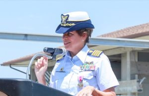 Coast Guard Captain - Martha LaGuardia-Kotite