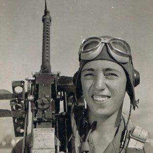 Walter Ram - WWII B-17 Crewmember and POW