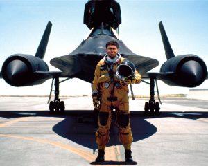 SR-71 Pilot Brian Shul