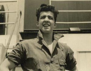 WWII Merchant Marine Dave Yoho