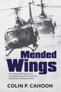 Mended Wings - Army Pilot Colin Cahoon